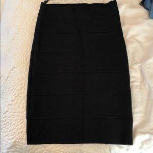 BCBG Bandage Wrap Skirt